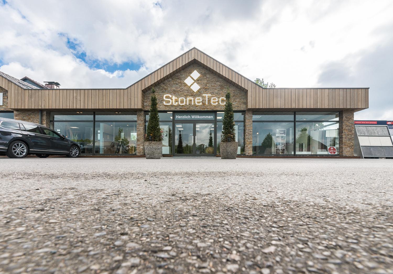 01 – Fassadensanierung StoneTec